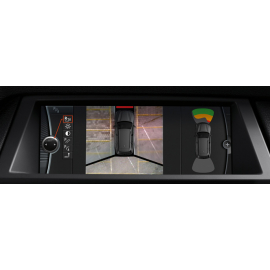 Камеры бокового обзора BMW X5, X6 (E70, E71)