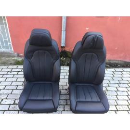 Комфортные 2 передних сидения BMW X5 F15 и X6 F16