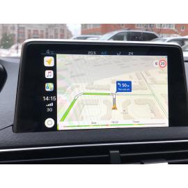 Яндекс навигация Peugeot 3008 (2017-2020)