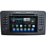 Штатное головное устройство Mercedes ML/GL W164 Carmedia (2006-2012)
