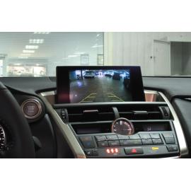 Штатная камера заднего вида Lexus
