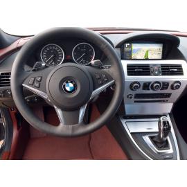 Навигация BMW 6 E63 (2003-2010, Андроид монитор)