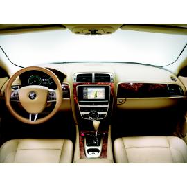Видеоинтерфейс, навигация  Jaguar XK (2013-2016)