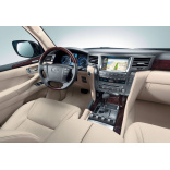 Видеоинтерфейс, навигация  Lexus LX (2007-2015)