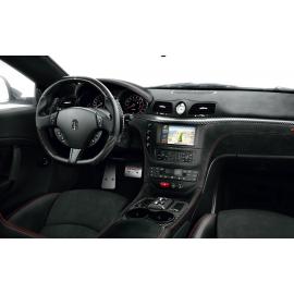 Видеоинтерфейс, навигация  Maseratti Gran Turismo (2007-2016)