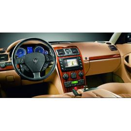 Видеоинтерфейс, навигация  Maseratti Quattroporte (2016-2021)