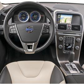 Видеоинтерфейс, навигация Volvo XC60 (Вольво ХС 60)