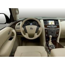 Android навигация Nissan Patrol Y62 (2014-2021)