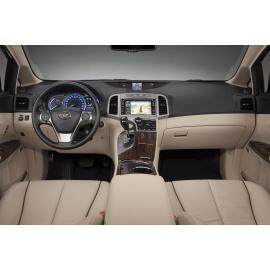 Видеоинтерфейс, навигация  Toyota Venza (2012-2015)