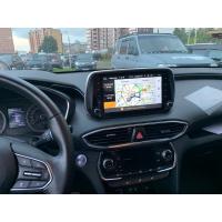 Яндекс навигация Hyundai Santa Fe (2019-2020)