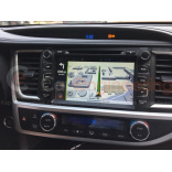 Головное устройство Тойота Хайлендер (2014-2016) Daystar