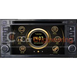 Штатная магнитола Subaru Forester XV (2008-2011) Redpower Windows
