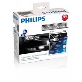 DRL Philips 4 LED