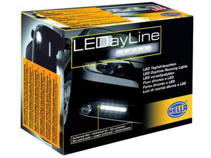 DRL Hella 5 LED