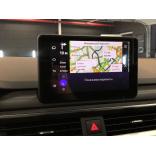 Яндекс навигация Audi A5, Android в A5 9B 2017, 2018, 2019
