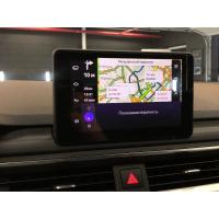 Яндекс навигация Audi A5, Android в A5 9B 2017, 2018, 2019, 2020