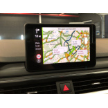 Яндекс навигация Audi A4, Android в A4 9B (2015-2018, 2019)