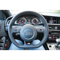 Руль скошенный Audi S-Line