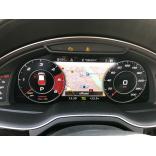 Цифровая приборная панель Audi A4, A5 Virtual CockPit (2015-2016, 2017, 2018)