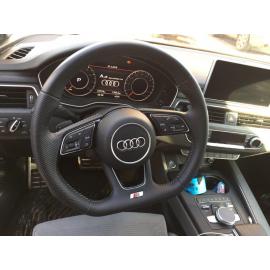 Руль скошеный Audi S-Line