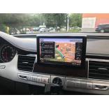 Навигационная система Audi A8 (2011-2017)