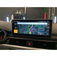 Монитор мультимедийный Carlink для Audi A4 (2015-2018, 2019)