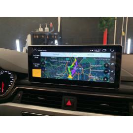 Монитор мультимедийный Carlink для Audi A4 (2015-2018, 2019, 2020)