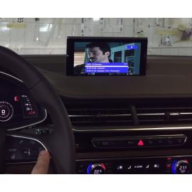 Цифровой ТВ тюнер Audi Q7