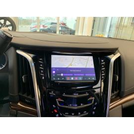 Яндекс навигация Cadillac Escalade (2015-2020)