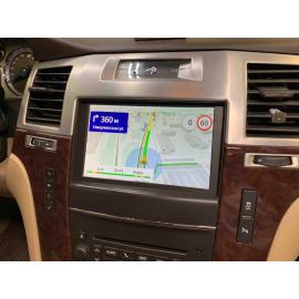 Яндекс навигация Cadillac Escalade (2006-2014)