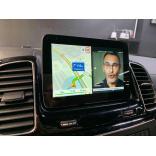 Яндекс навигация Mercedes GLS