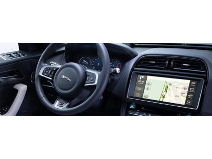 Навигация Jaguar F-Pace (Ягуар Эф Пейс)