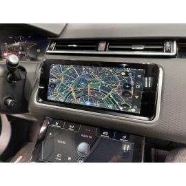 Яндекс навигация Jaguar XE 2020 и 2021