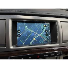 Яндекс навигация Jaguar XF (2007-2014)