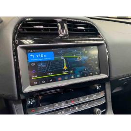 Яндекс навигация Jaguar E-Pace