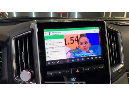 Навигация Toyota Land Cruiser 200 (Андроид навигатор Ленд Крузер 2015 - 2021)