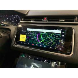 Яндекс навигация Range Rover Evogue (2019-2021)