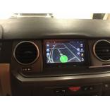 Штатное головное устройство Land Rover Discovery 3 (2005-2009)
