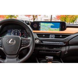Монитор 10.25 дюйма на Lexus UX