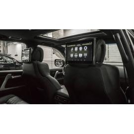 Мониторы на подголовники для Lexus ES