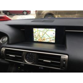 Навигация Lexus IS (2017-2020)
