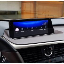 Монитор 12.3 дюйма на Lexus RX (2016-2017, 2018)
