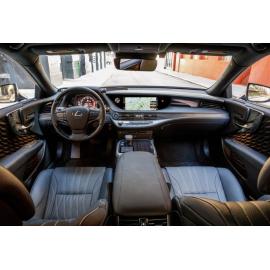 Навигация Lexus LS (2018-2021)