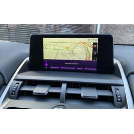 Навигация Lexus NX (2018-2021)