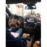 Видеоинтерфейс, навигация  Mercedes Benz ML Class W166 (2011-2015)