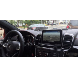 Оригинальная навигация Command Mercedes GLE