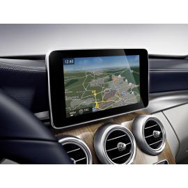 Оригинальная навигация Command Mercedes GLA