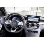 Яндекс навигация Mercedes W205 (2019-2020)