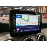 Яндекс навигация Mercedes CLA (2013-2018, 2019)