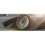 Часы или хронограф в передней панели Porsche Macan